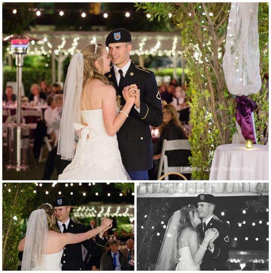 tennessee gardens wedding 36 1
