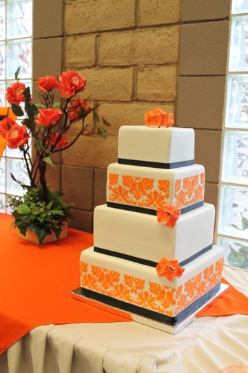 Bakery delight wedding