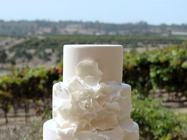Tmx 1488947545202 Wedding Openrose Nipomo, CA wedding cake