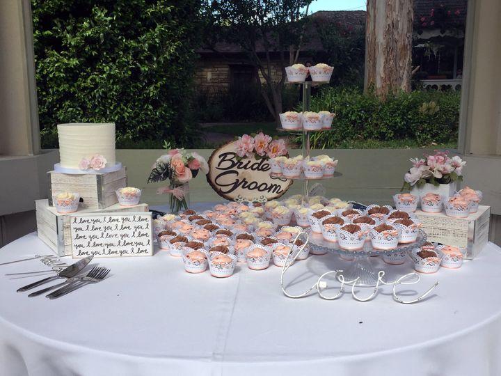 Tmx 1503029349723 Wedding Cake Cupcakes  Nipomo, CA wedding cake