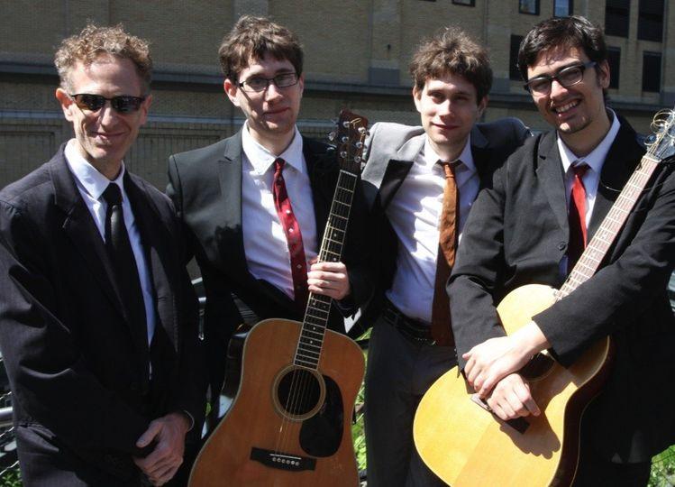 the ny troubadours band new york ny weddingwire