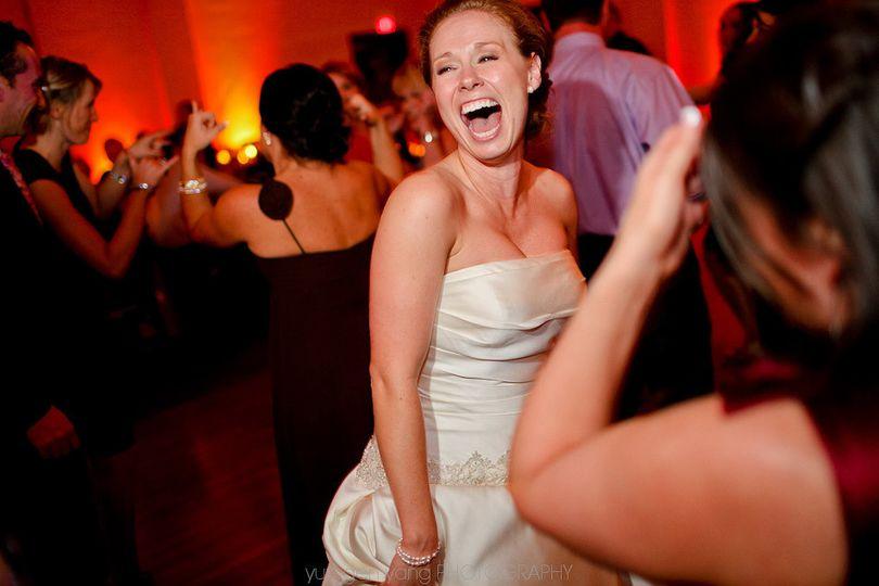 I'm loving my wedding thanks to BOK Music!