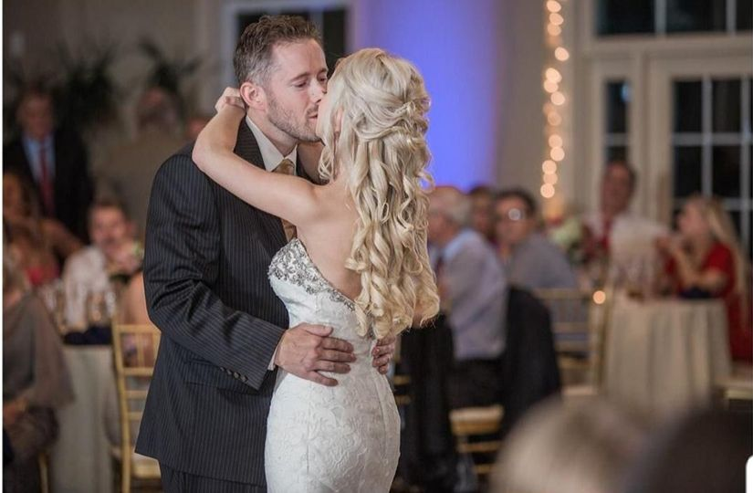 First Dance & A Kiss