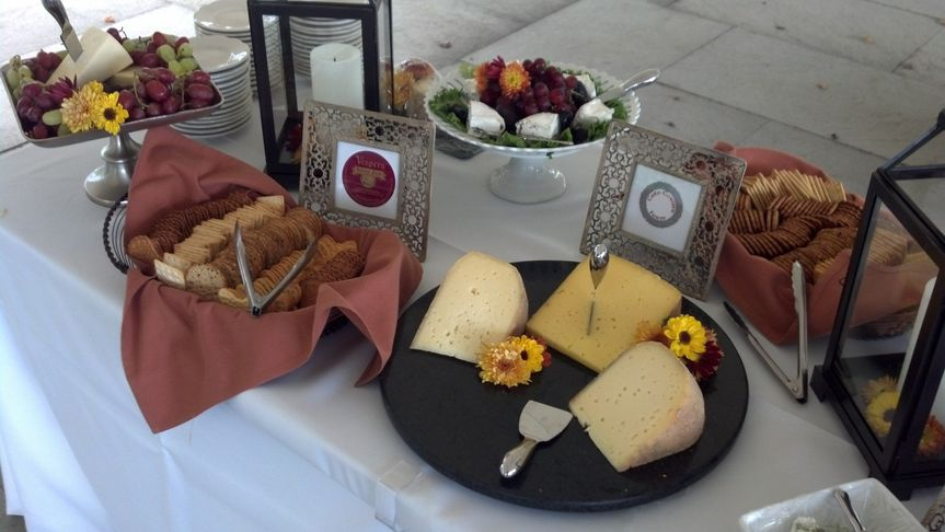 Local Artisan Cheeses from Cato Corner Farm and Beltane Farm