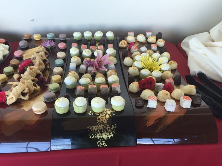 CVC Catering Group dessert