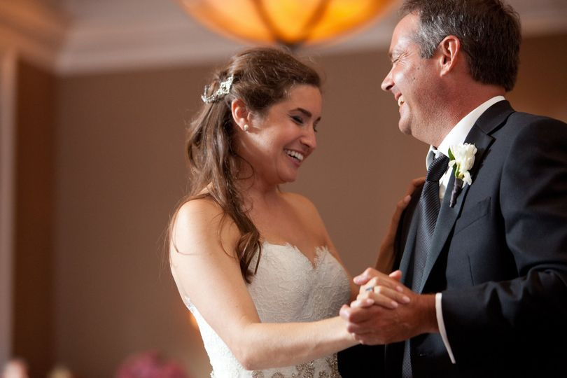 Father / Daughter Dance at the Tidewater Inn