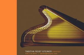 Tabitha Reist Steiner, harpist