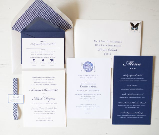 The idea for the wedding was a classic but casual outdoor affair steeped in Southern elegance. We...