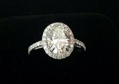 oval purchase designer diamond jewelry
