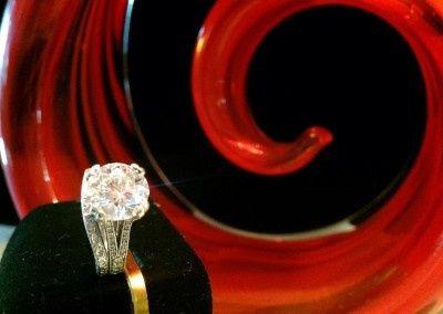 vintageprincess certified diamonds jewelers shop