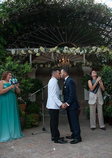 same sex wedding officiants in tucson az in Redcliffe