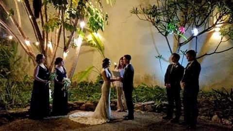 Mexico Hacienda wedding