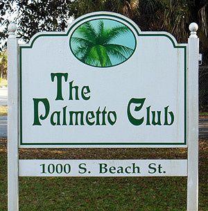 Palmetto club | gei catering