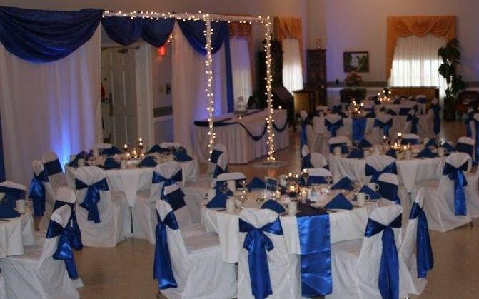 Reception area space