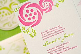 Sugar Plum Invitations
