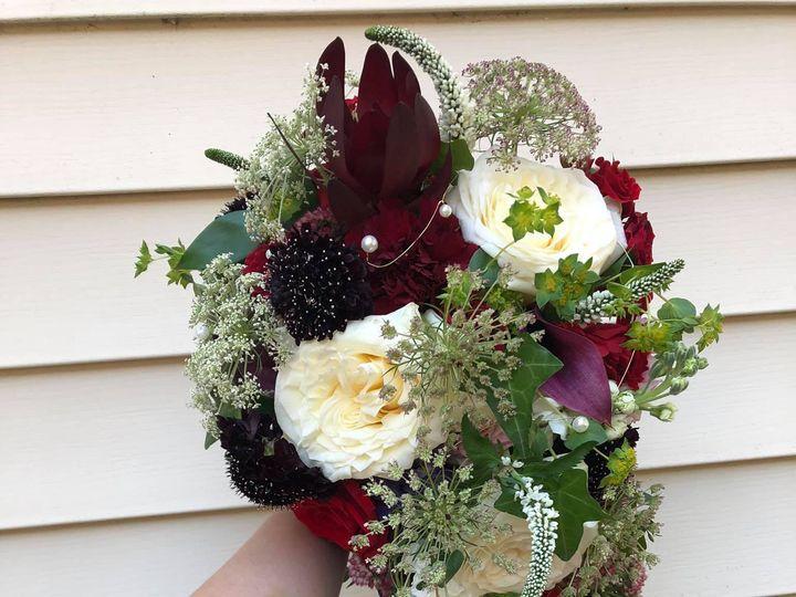 Tmx Teardrop Bouquet 51 727354 159874309839435 Raleigh, NC wedding florist