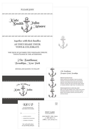 Anchors Away = $3.00 for the suite