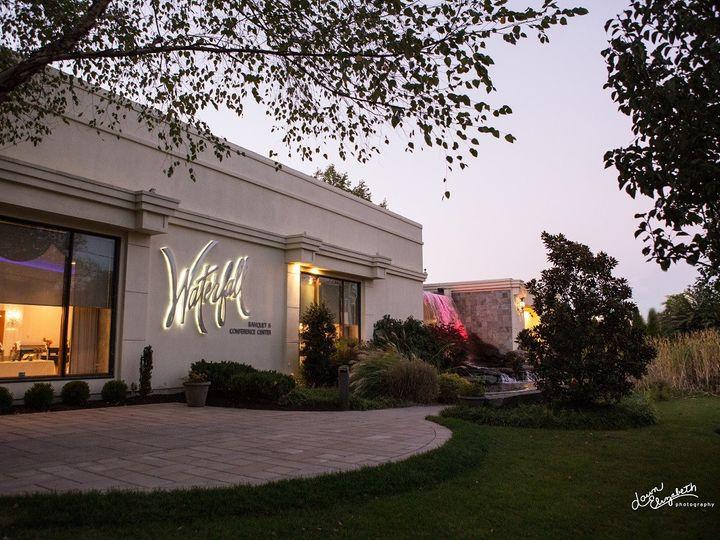 Tmx 1413837306007 Waterfall Exterior 3 Claymont, DE wedding venue