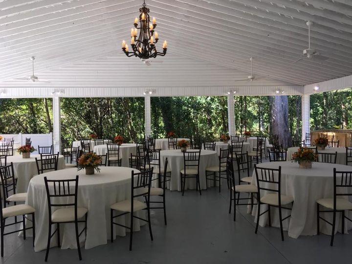Pavilion venue