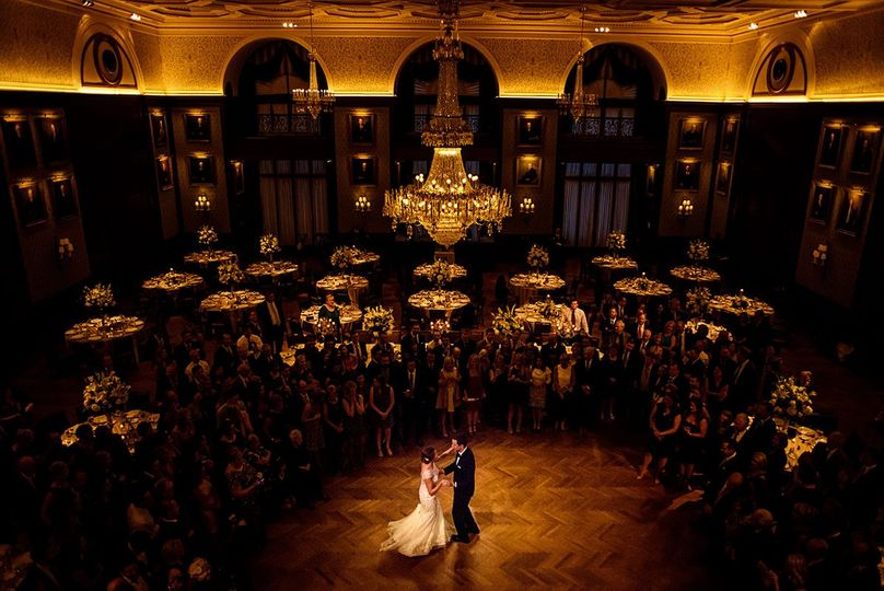First dance at Union League