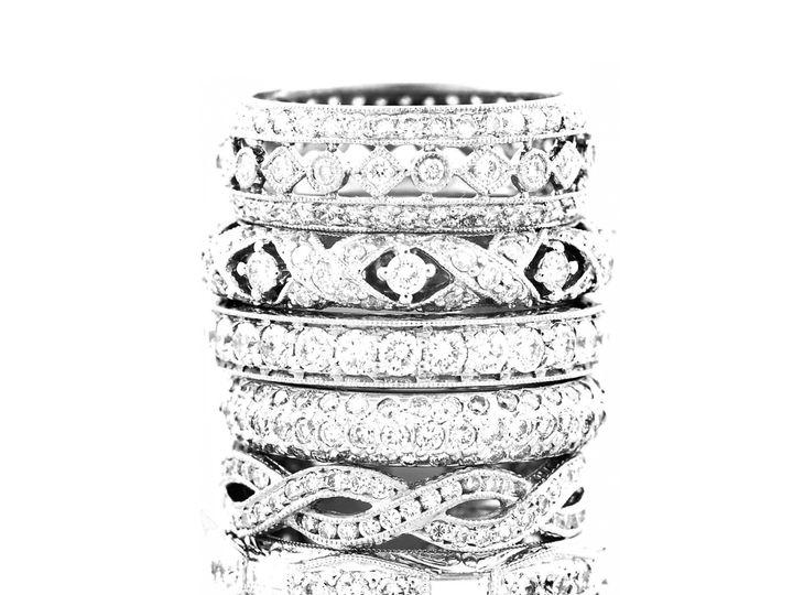 Tmx 1415735580751 Eternityringsbw Austin wedding jewelry