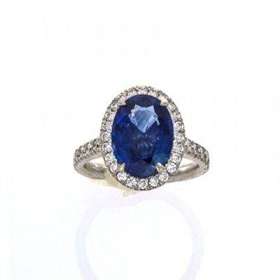 Tmx 1415736395546 Wl Sapphire Oval 2t Austin wedding jewelry