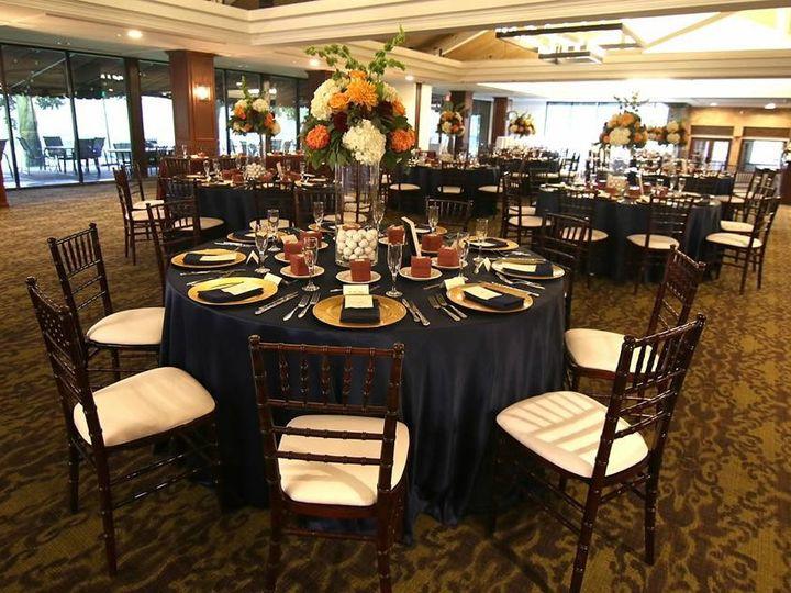 Tmx Dining Room Blue 51 750454 157746418644462 Southfield, MI wedding venue