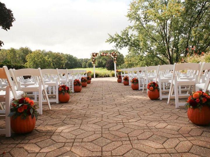 Tmx Seating On Lower Patio 51 750454 157746418711873 Southfield, MI wedding venue