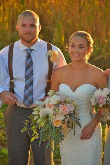 Simple bride