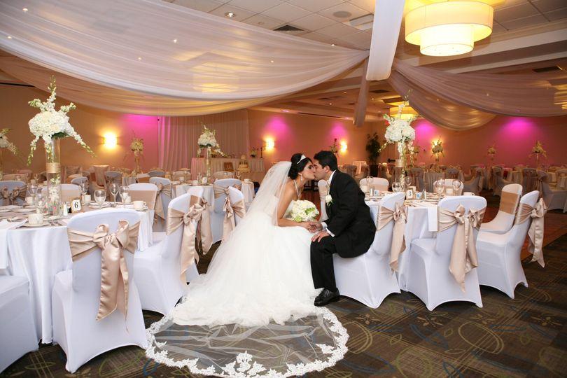 crowne plaza wedding