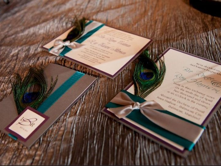 Tmx 1468269717300 Table 5 Upper Marlboro wedding invitation