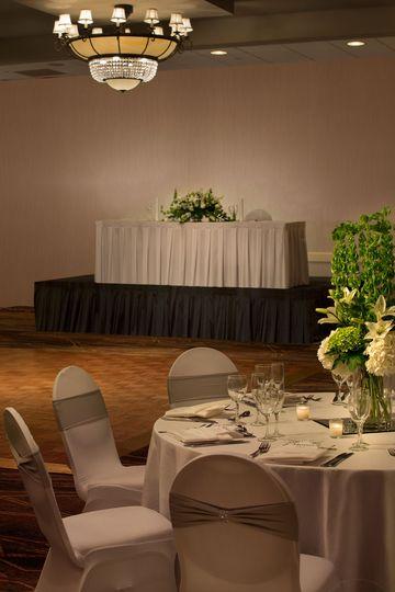Winston Salem Marriott Venue Winston Salem Nc Weddingwire