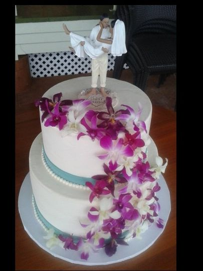 Custom Birthday Cake Honolulu