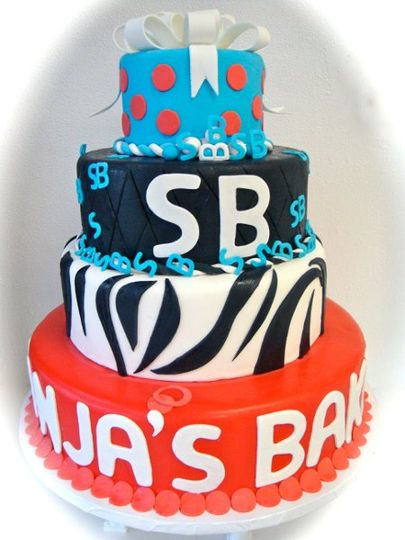 Soonjas Bakery Wedding Cake Dallas TX WeddingWire