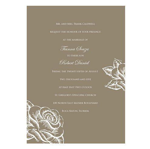 Tmx 1257800148786 WES0140ALG Pompano Beach wedding invitation