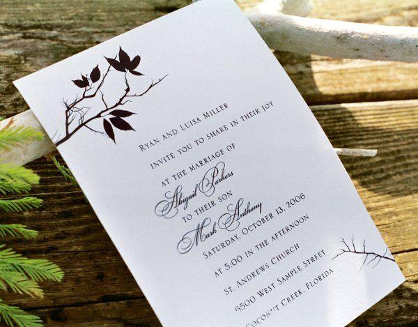 Tmx 1257800165491 Wedding1 Pompano Beach wedding invitation