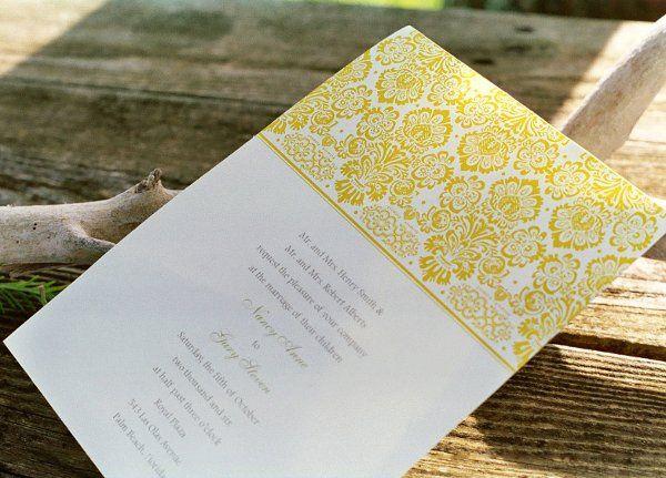 Tmx 1257800186196 Wedding3 Pompano Beach wedding invitation