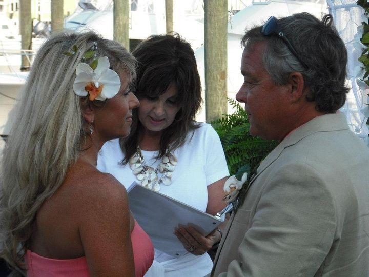 Tmx 1347592362087 2826093853314303658662903430n Pinehurst wedding officiant