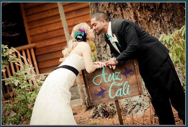Bend Wedding 2012