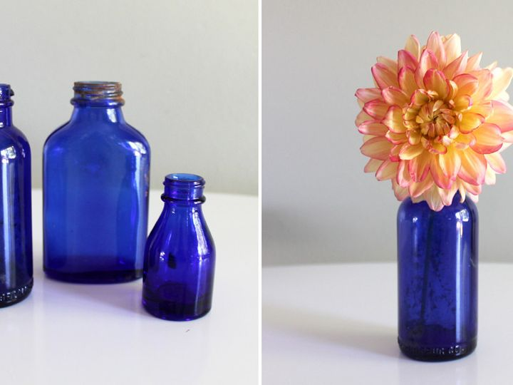 Tmx 1383455033589 Cobalt Blue Medicine Bottle Bend wedding planner