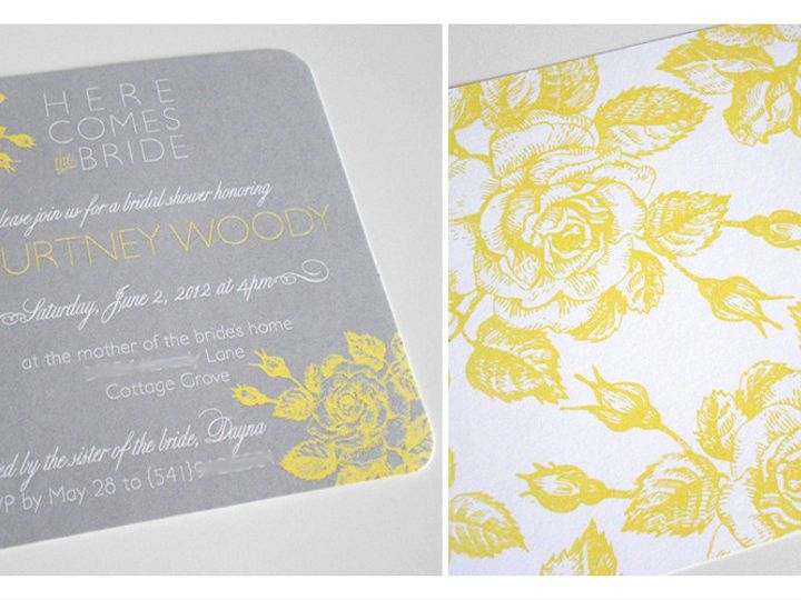 Tmx 1397945736762 Bridal Shower Invitatio Bend wedding planner