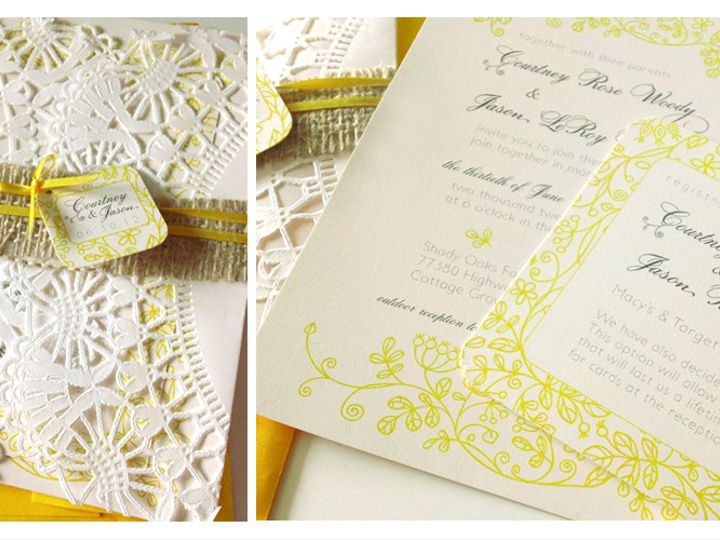 Tmx 1397945743976 Courtneyweddinginvitatio Bend wedding planner