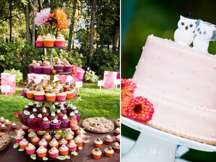 Tmx 1397946552710 Cupcake Stand And Cake Plat Bend wedding planner