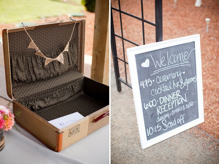 Tmx 1397946610400 Suitcase And Chalkboards For Ren Bend wedding planner