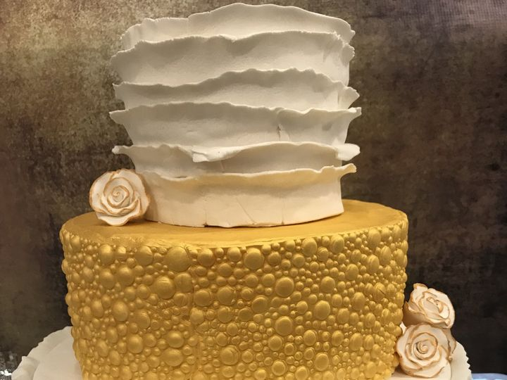 Tmx 1516828789 E4386526d88ef2dc 1516827662 B143c3a34cb58528 1516827659 1d4f3da028cc70ba 151682 Hicksville, NY wedding cake