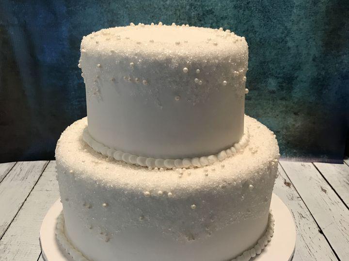 Tmx 1521404178 094ce804fa149550 1521404175 Bfdc9a976a32f043 1521404171065 3 ED3A5E6C 12B6 46A1 Hicksville, NY wedding cake