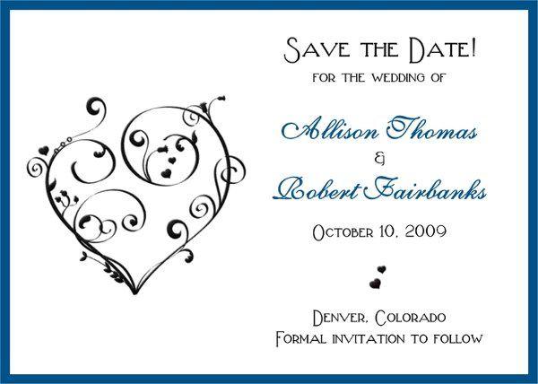 Tmx 1254337299363 Heart Portland wedding invitation