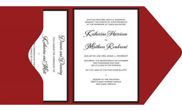 Tmx 1254337576488 MarsupialFolderPlaying Portland wedding invitation
