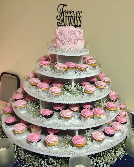 Susie Gs Specialty Cakes Wedding Cake O Fallon MO WeddingWire
