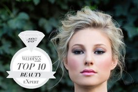 A Glamour Affair: On Location Makeup, Lash Extensions, and Hair
